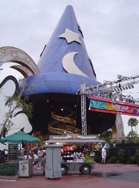 Hollywood Studios Main Street