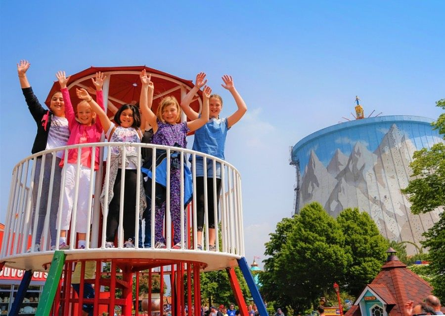Kernie's Familiepark in Wunderland Kalkar