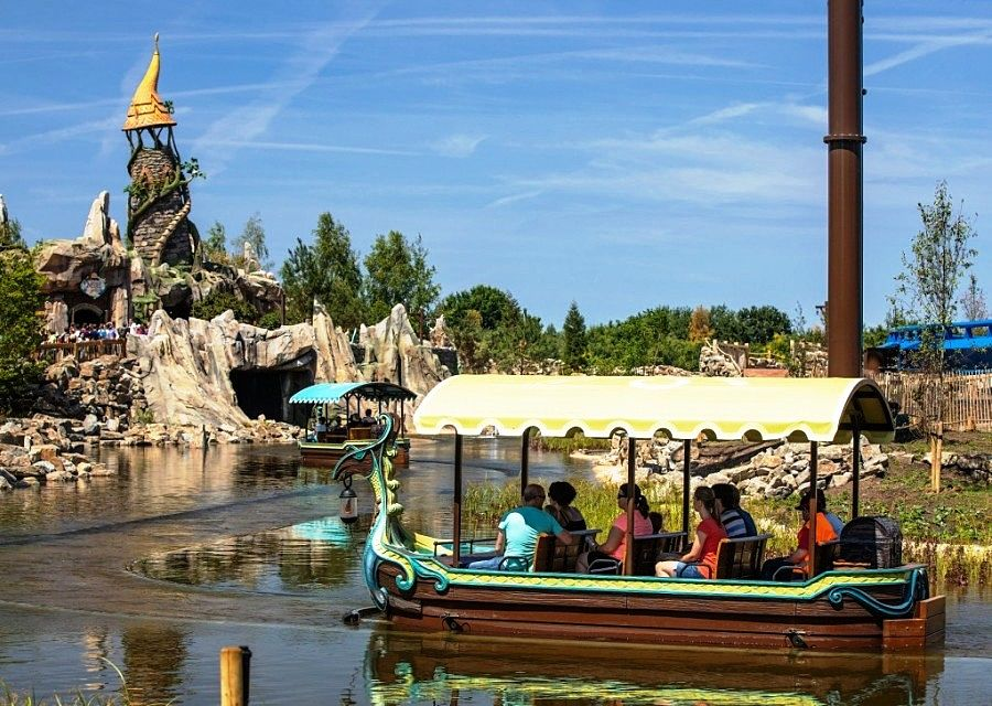 Merlin's Quest in Toverland
