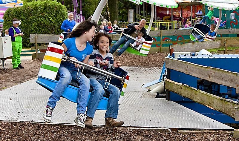 Toffe Twister in De Waarbeek in Hengelo