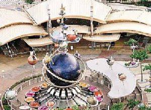 Hongkong Disneyland Discoveryland