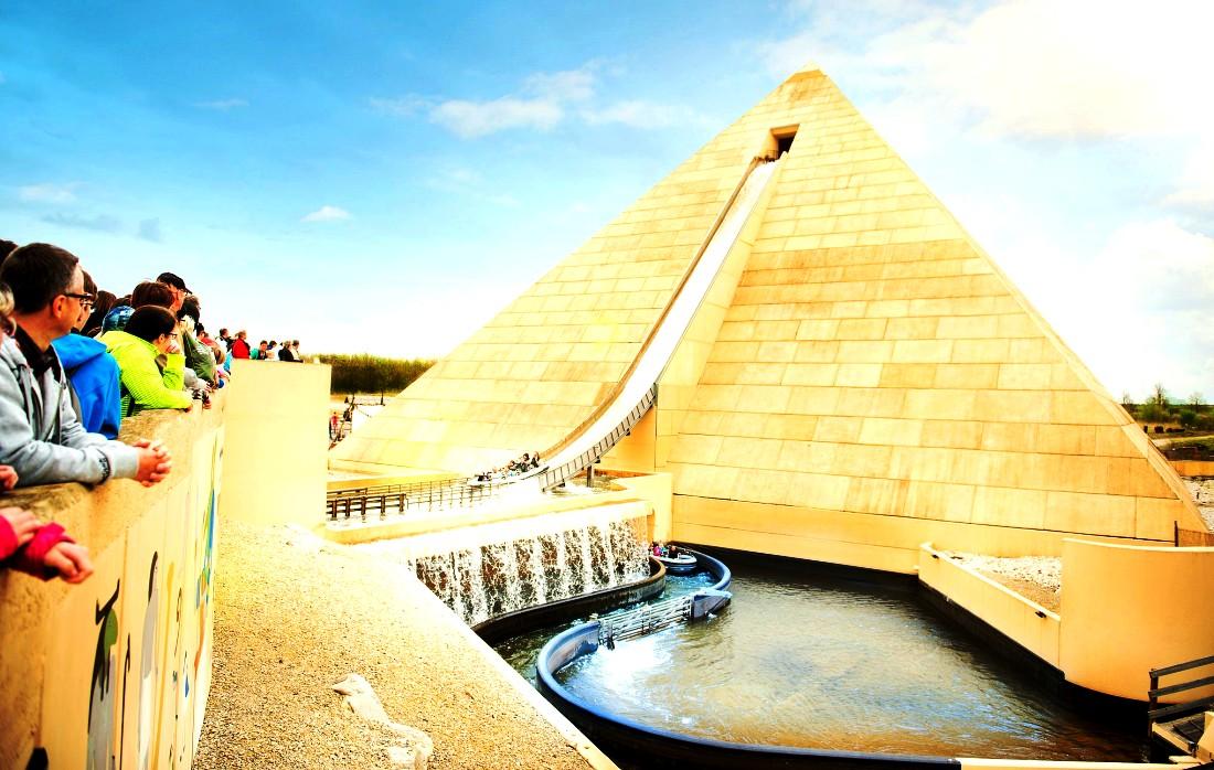 Fluch des Farao in Belantis