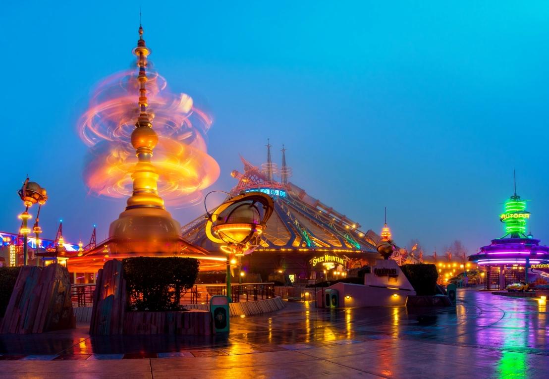 Discoveryland in Disneyland Paris - Foto: Tom Bricker (Flickr)
