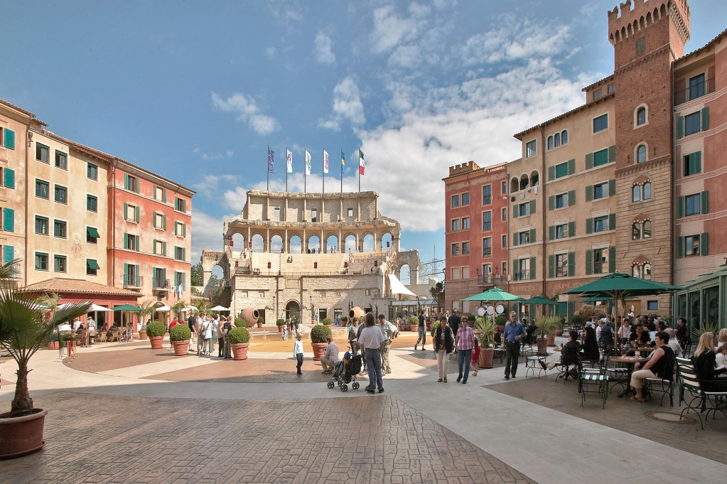Hotel Colosseo in Europa-Park