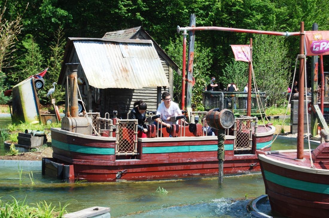 Le Pal bateau