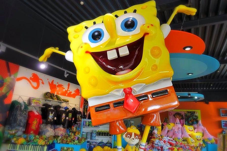 MPG Nick Shop SpongeBob 17pers