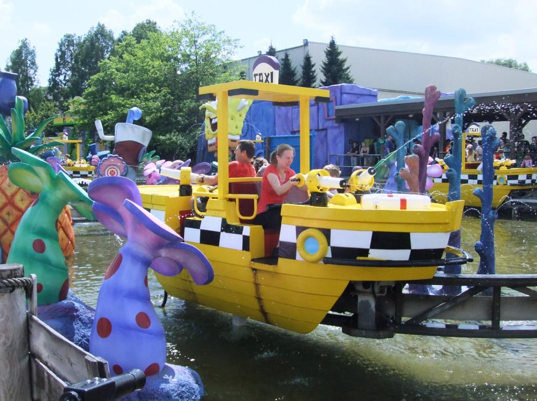 MPG Sponge Bob Splash Bash 15PP