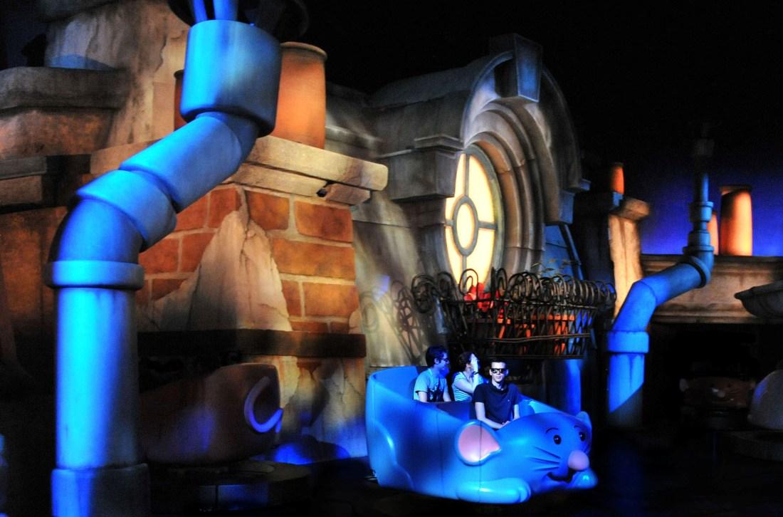 Ratatouille in Walt Disney Studios - Foto: © Disney