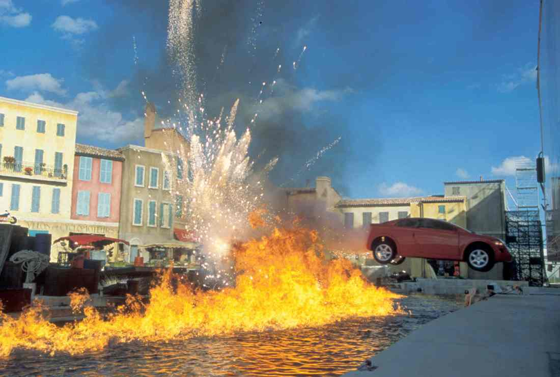 Stuntshow in Walt Disney Studios - Foto: © Disney