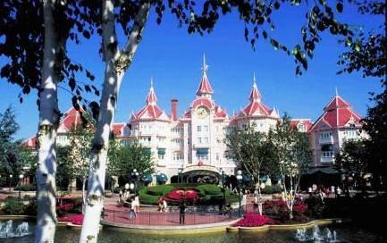 dlp hotel disneyland persfoto