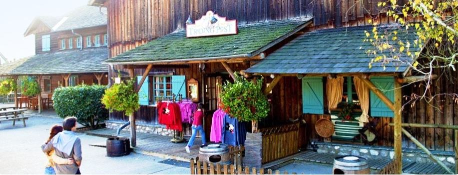 Davy Crockett Ranch in Disneyland Paris - Foto: © Disney