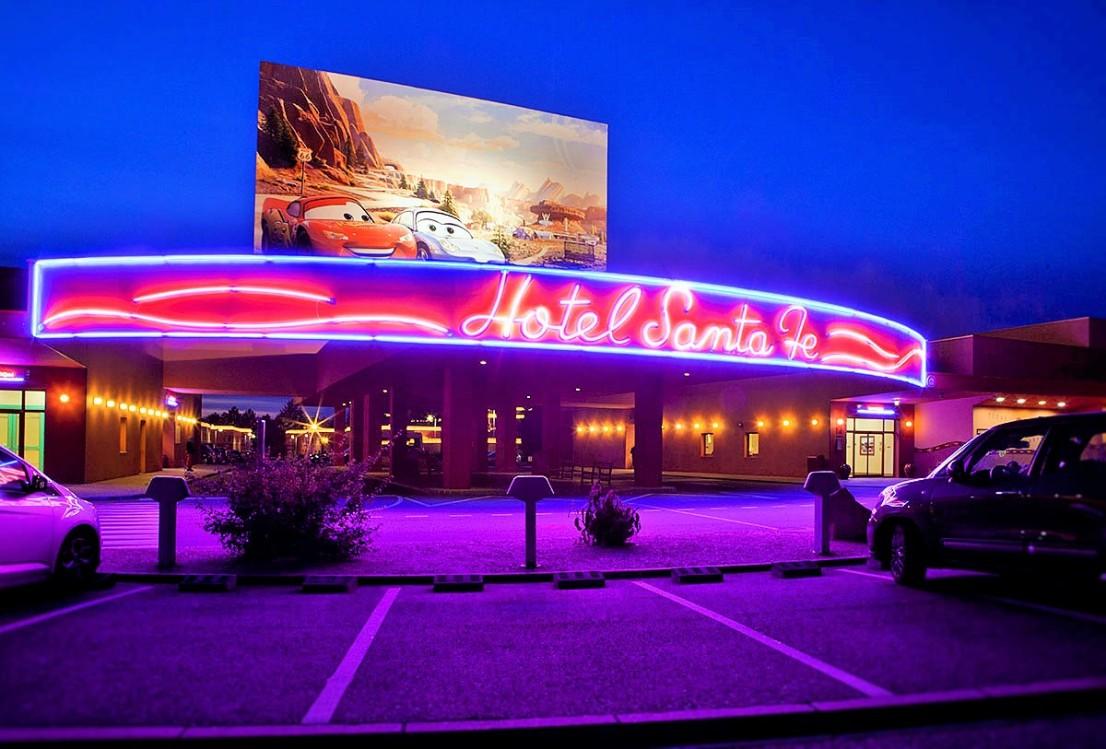 Hotel Santa Fe - Foto: © Disney