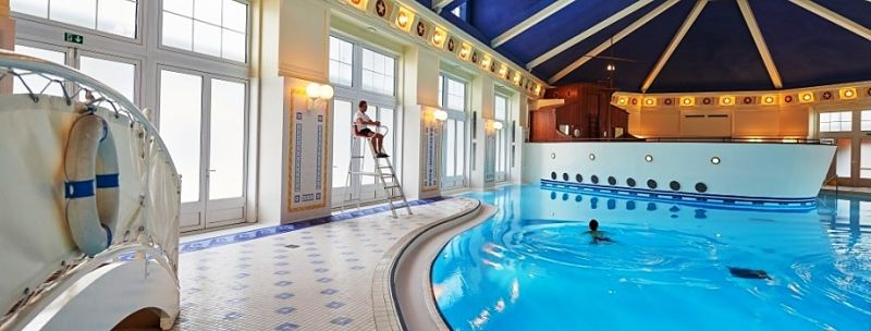 Hotel Newport Bay Club in Disneyland Paris - Foto: © Disney