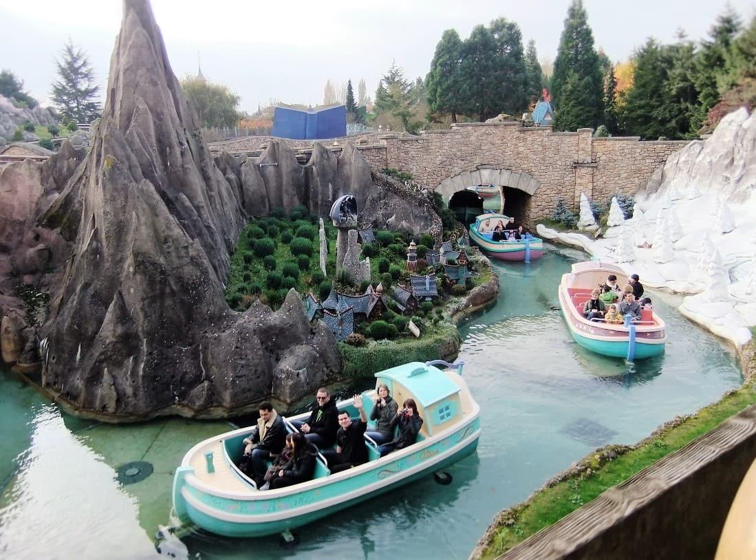 Le Pays des Contes de Fées in Disneyland Paris - Foto: © Adri van Esch