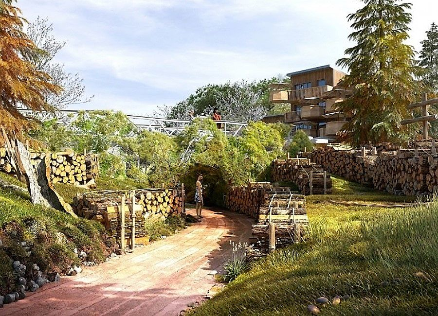 Extraordinary Gardens in Villages Nature - Beeld: © Villages Nature Paris