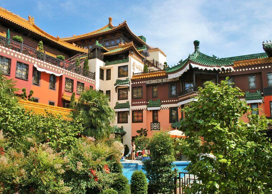 Hotel Ling Bao in Phantasialand – Foto: © Adri van Esch