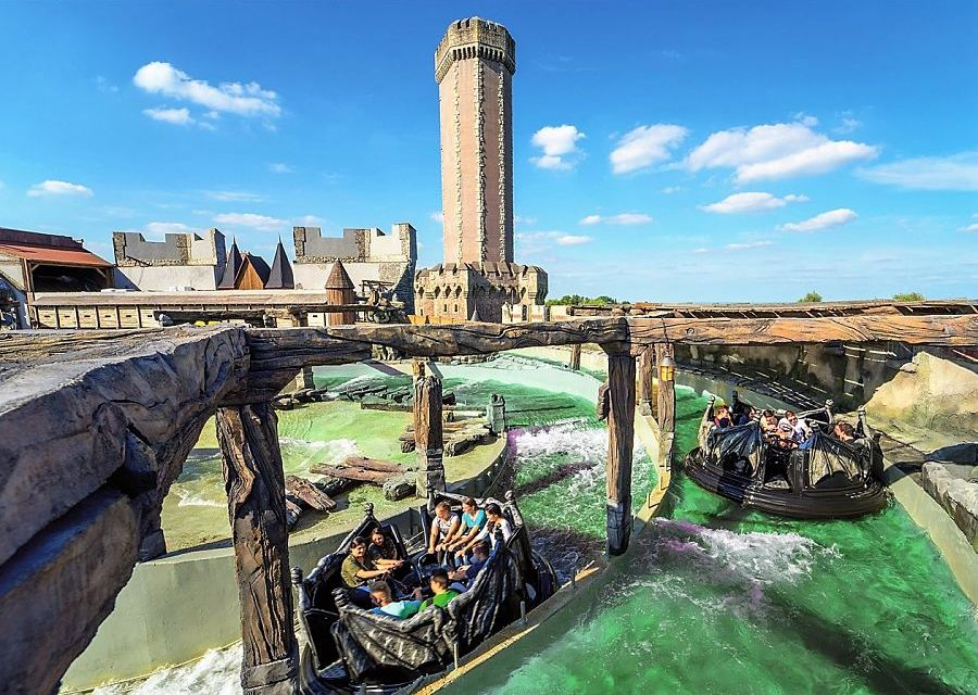 River Quest in Phantasialand
