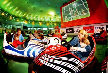 Arena of Football in het Europa-Park