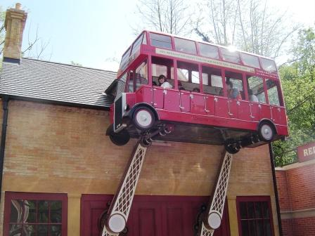 London Bus - Foto: (c) Parkplanet