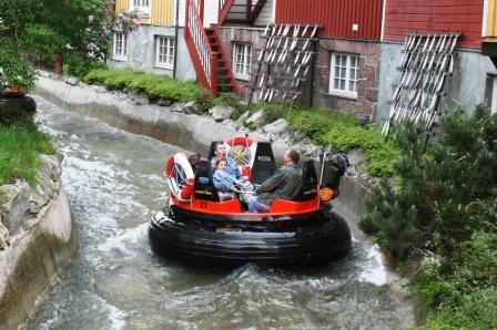 Fjord-Rafting - Foto: (c) Parkplanet