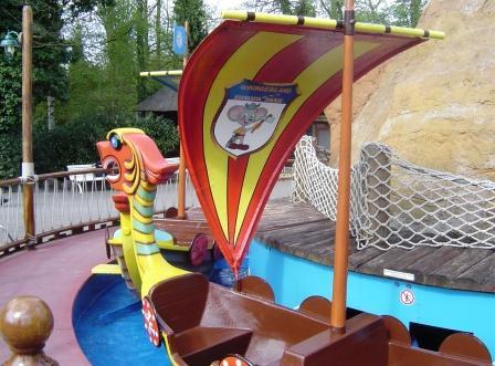 Wikinger-Bootsfahrt - Foto: (c) Parkplanet