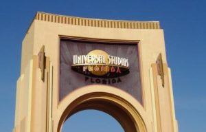 Ingangspoort Universal Studios