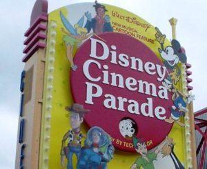 Disney Cinema Parade