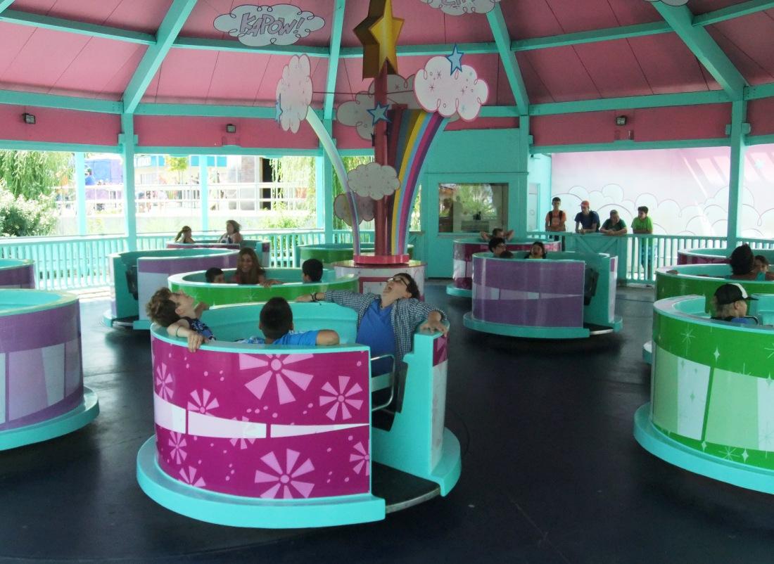 Fairy World Spin