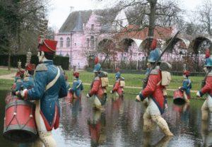 Waterloo voor het Roze Kasteel