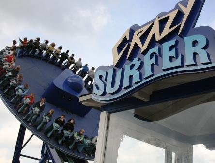 Crazy Surfer - Foto: (c) Parkplanet