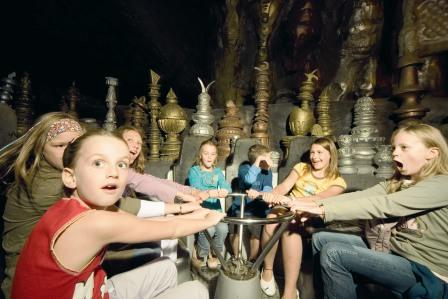 Excalibur, Secrets of the Dark Forest in Movie Park Germany