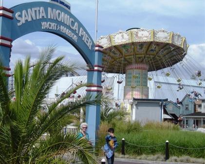 Pier Side Carousel - Foto: (c) Parkplanet