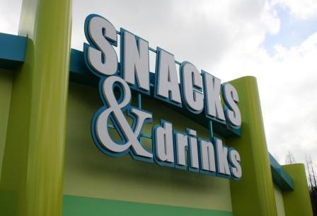 Snacks & Drinks - Foto: (c) Parkplanet