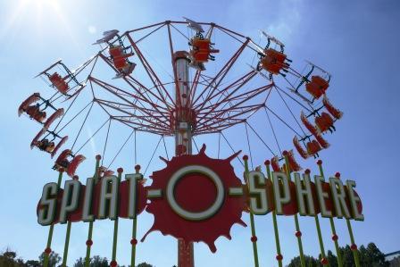 Splat-O-Sphere in Movie Park Germany