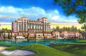 Four Seasons Hotel in Walt Disney World