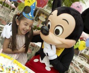 Feest vieren met Mickey Mouse - Foto: Disney