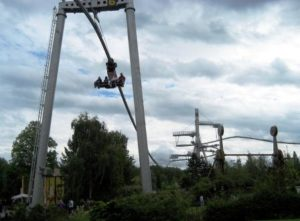 Vertigo verdwijnt uit Walibi Belgium