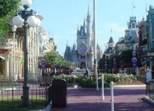 Main Street in het Magic Kingdom in Florida - Foto: Melissa van Vliet voor Parkplanet