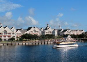 Yacht Club Resort in Walt Disney World - Foto: Disney