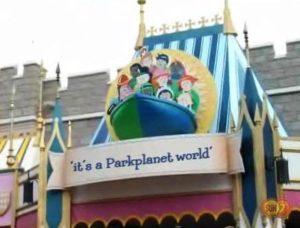 Beeld uit de viral van het Magic Kingdom - Foto: (c) Disney