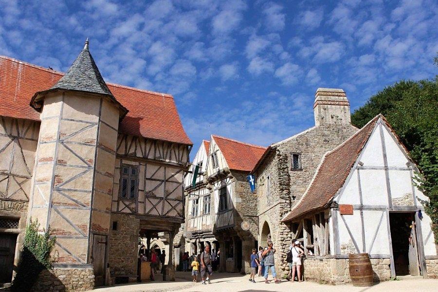La Cité Médiévale in Puy du Fou