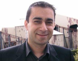 Nidal Sadeq, marketing & sales director Movie Park Germany