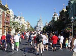Main Street in het Magic Kingdom - Foto: (c) Parkplanet