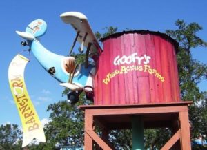 Goofy's Barnstormer in het Magic Kingdom - Foto: (c) Parkplanet