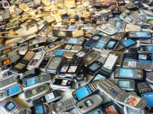 Mobiele telefoons - Foto: Gaetan Lee