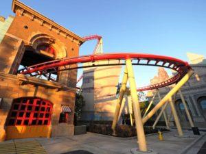 Hollywood Rip Ride Rockit in Universal Studios Florida