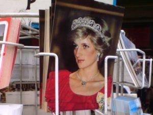 Prinses Diana - Foto: Danny Birchall