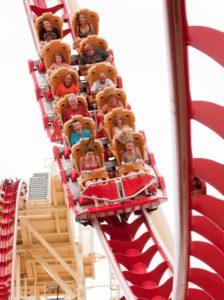 Rip Ride Rocket in Universal Studios Florida