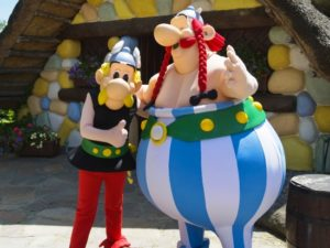 pa asterix obelix 12pers
