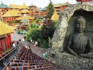 China Town in Phantasialand